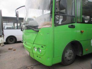 автобус Богдан отремонтировать кузов