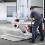 Bär Cargolift Falt