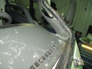 ремонт кабины Hyundai